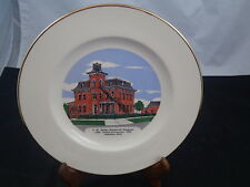 1920 - 1970 50th S. M. Heller Memorial Hospital Napoleon Ohio OH Henry Co Plate