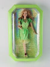 MATTEL Birthstone Beauties Collection Miss Peridot August Pink Label Barbie Doll