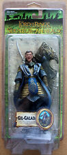 Toy Biz LOTR Gil-Galad FELLOWSHIP OF THE RING MOC W/PROTECTIVE CASE FRENCH CARD