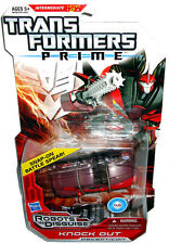 Transformers Prime RID Animated Deluxe Knock Out Action Figure MIB Hasbro Toy