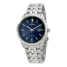 Citizen Men's Bracelet Blue Dial Watch BM7251-53L