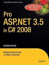 Pro ASP.NET 3.5 in C# 2008, Second Edition (Windows.Net)-ExLibrary