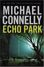 ECHO PARK_BRAND-NEW HC/DJ_MICHAEL CONNELLY_HARRY BOSCH #12_CRIME_POLICE_FREE S/H