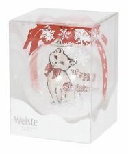 Weiste Happy Christmas Cat Tree Hanging Ornament Decoration   23493