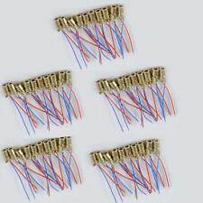10PCS 650nm 6mm 3V 5mW Laser Dot Diode Module Red Copper Head Mini pointer