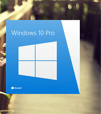 Windows 10 Pro 32/64 bit - KEY ONLY - DIGITAL DELIVERY