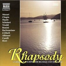 Naxos - Rhapsody / Classical Favourites For Relaxing