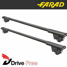 BARRE PORTATUTTO P/PACCHI FARAD IRON+KIT PER FIAT IDEA 5P (03)