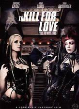 To Kill For Love DVD Region 1, NEW