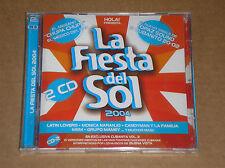LA FIESTA DEL SOL 2004 - 2 CD SIGILLATO (SEALED)