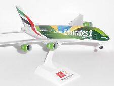Airbus A380-800 Emirates Airline FIFA World Cup 2014 Risesoon Model Scale 1:200