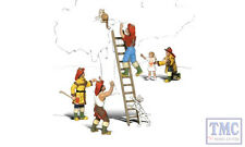 A2151 Woodland Scenics N Gauge Firemen To The Rescue