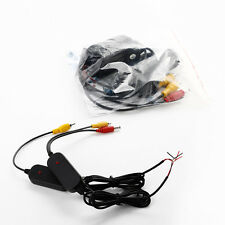 Wireless 2.4G Color Video Transmitter for Car Reverse View Backup Review Camera