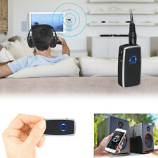 2-In-1 USB Wireless Bluetooth 3.5mm Stereo Audio Adapter Transmitter Receiver