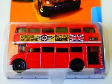 "MATCHBOX DIECAST- CITY ACTION -ROUTE MASTER LONDON BUS -  3 1/2"" LONG- NIP"