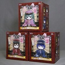 Set of 3 Hatsune Miku Senbonzakura deformed figure vol.2  Taito Prize