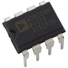 AD822ANZ Analog Devices Op-Amplifier Single-Supply FET-Input OpAmp DIP-8 856139