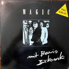 LP / MAGIC / BORIS BUKOWSKI / ATOM / AUSTRIA / RARITÄT /