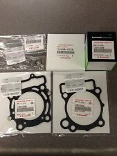 Kawasaki OEM Top End Kit For 2008 KX250F KX 250F Brand New!