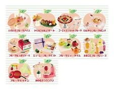 Re-Ment FRUITS WAVE GALORE!,  #1-10 : 1:6 scale Barbie Kitchen food miniatures