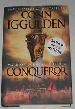 CONN IGGULDEN - CONQUEROR -1/1 SIGNED LTD ED - 20 WORLDWIDE