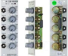 Doepfer A-138a Linear Mixer : Eurorack Module : NEW : [DETROIT MODULAR]