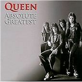 Queen - Absolute Greatest Hits 2009 Release Hits CD Album