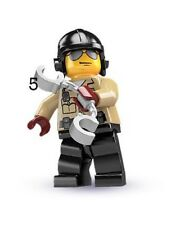 LEGO MINIFIGURES SERIES 2 8684 - Traffic Cop (Police Officer) New Sealed