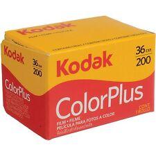 Kodak Color Plus 200 asa 36 Exp 35mm ColorPlus Film, Fresh