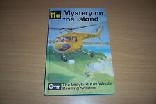 LADYBIRD BOOK  11 A MYSTERY ON THE ISLAND PETER & JANE