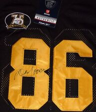 DAN ROONEY signed STEELERS JERSEY PITTSBURGH OWNER 75th Anniversary COA