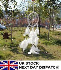 Atrapasueños Circular Con plumas Colgante De Pared Decoración Regalo Decorativo