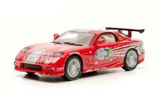 GREENLIGHT FAST AND FURIOUS (2001) 1993 MAZDA RX-7 DIECAST CAR 1:43  86204