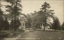 Natick MA Leonard Morse Hospital c1910 Real Photo Postcard