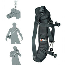 New DSLR Camera Shoulder Strap Body accross Belt Hand Grip For Canon Nikon Sony
