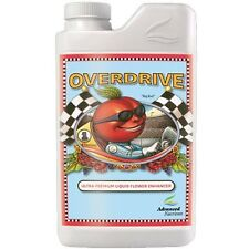 Advanced Nutrients Overdrive 1 Liter - bloom enhancer flower booster supplement