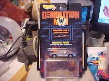 1993 Hot Wheels Demolition Man Oldsmobile Aurora