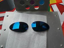 OAKLEY ORIGINAL MINUTE 1.0 ICE IRIDIUM REPLACEMENT LENS NEW!+ORIGINAL BOX