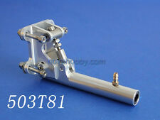 CNC Aluminum stinger drive 105mm length 6.35mm shaft for RC boat