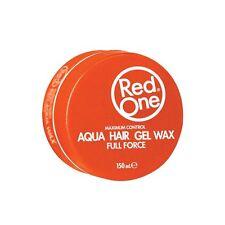 RedOne Gel Aqua Hair Wax Full Force Orange 150ml