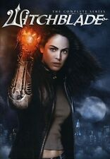 Witchblade: The Complete Series [7 Discs] (2009, DVD NEW)