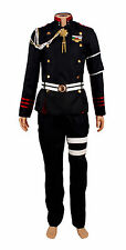 Seraph of the End Cosplay Costume Guren Ichinose Male Military Uniform Any Size
