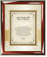 Medical School Graduation Gift Picture Frame Doctor Physician Graduate