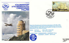 AC18 40th Ann Channel Islands Liberation Lancaster RAF cover