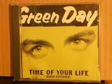 GREEN DAY - TIME OF YOUR LIFE good riddadance-DESENSITIZED no LP track -ROTTING