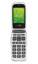 New Doro Phone Easy 612 - Black Grey Unlocked Big Button Camera Mobile Phone