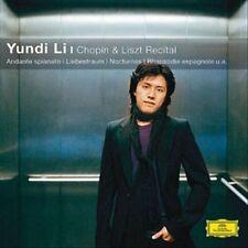 Chopin & Liszt Recital (CD, Jan-2012, DG Deutsche Grammophon (USA))