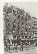 Hotel Du Roode Leeuw Amsterdam Netherlands RP Postcard 711a