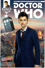 DOCTOR WHO 10TH #1 NYCC VARIANT COVER