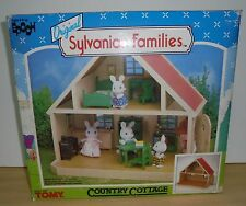 Sylvanian Families ** COUNTRY COTTAGE ** House 1985 BOX - NEW